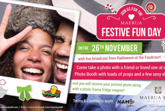 FESTIVE FUN DAY AT MAERUA MALL