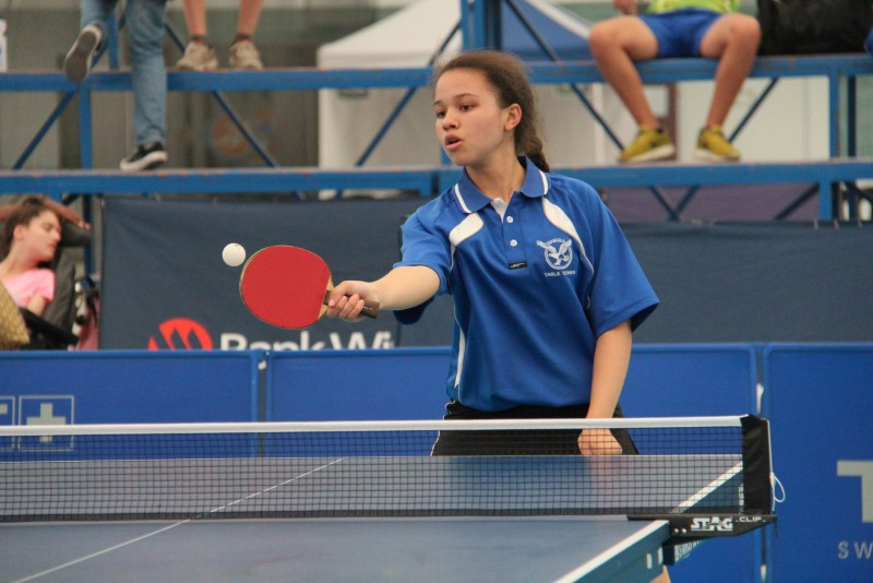 JUNIOR TABLE TENNIS MASTERS CUP