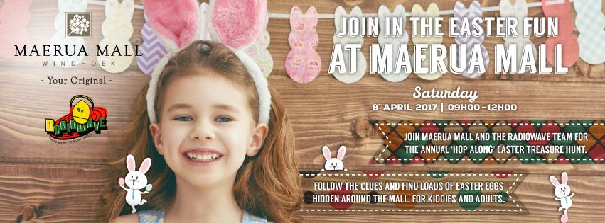 Easter Egg Hunt Maerua Mall